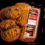 cookies chocolate integrales con maltitol